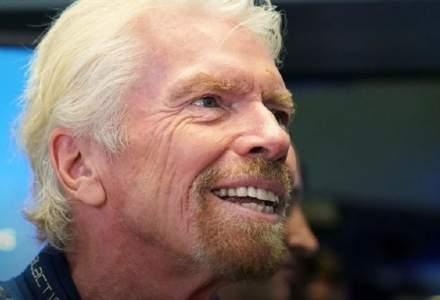 Richard Branson, primul miliardar care călătorește în spațiu