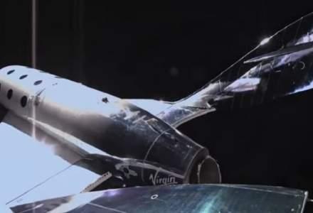 Zborul în spațiu al lui Richard Branson, amânat 90 de minute din cauza condițiilor meteo