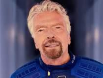 Richard Branson, în primul...