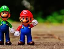 Un joc Super Mario pentru...
