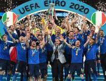 Italia este noua campioană a...