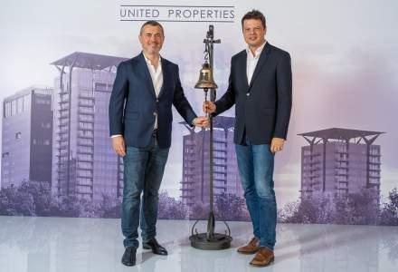 One United Properties s-a listat la Bursă