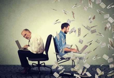 Topul celor mai mari salarii din România, în luna mai