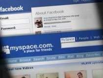 Facebook si MySpace discuta...