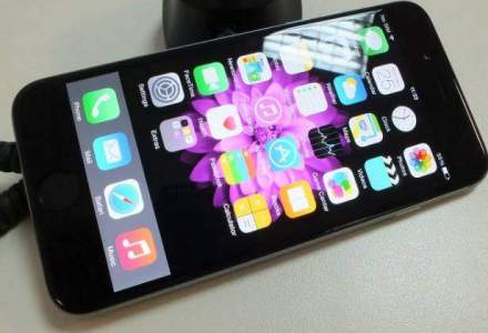 Apple, profit in crestere si vanzari cu 16% mai mari la iPhone-uri,in ultimul trimestru