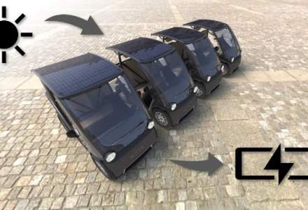 Este gata de lansare un vehicul care se încarcă de la soare