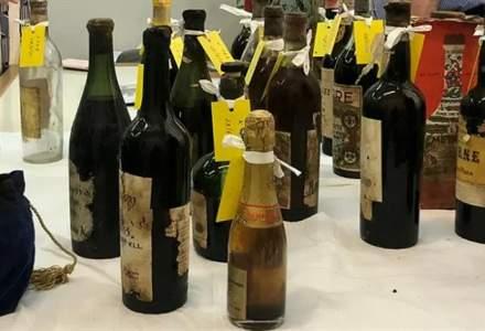 Descoperire istorică în Grecia: peste 4.000 de sticle de vin au fost găsite în timpul unor lucrări de restaurare