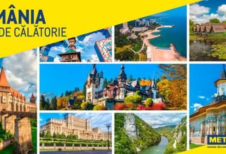 METRO România lansează un ghid de călătorie cu destinații turistice românești