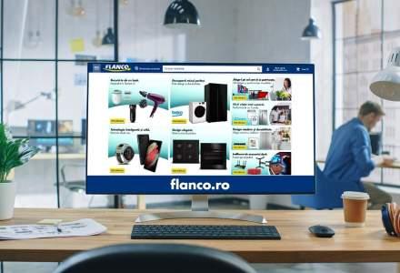 Flanco investește peste 4 milioane de lei în digitalizarea companiei: Pentru prima oară în istoria Flanco, investim mai mult capital în platforme digitale decât în magazine fizice