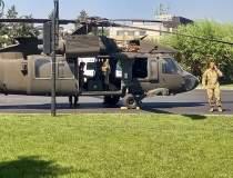 Un elicopter al armatei SUA a...
