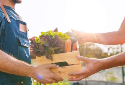 Profi lansează Proaspete de la noi, un program pentru fructe și legume care provin de la fermieri români