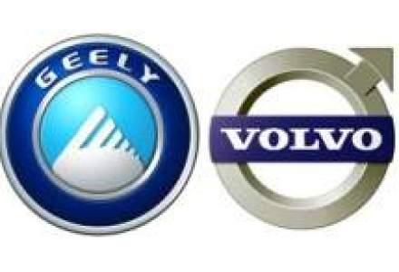 Geely, preferat de Ford pentru preluarea Volvo
