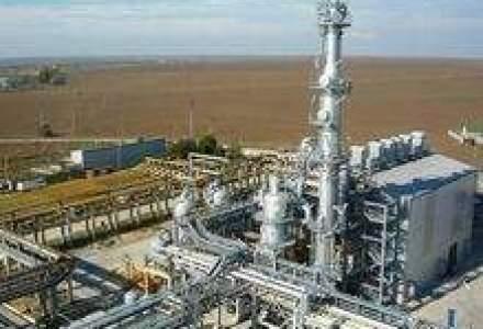 Petrom a investit 90 mil. euro intr-o noua unitate de procesare a gazelor