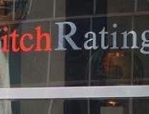 Fitch: Economia Romaniei va...