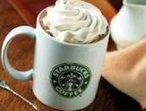 O noua cafenea Starbucks, in...