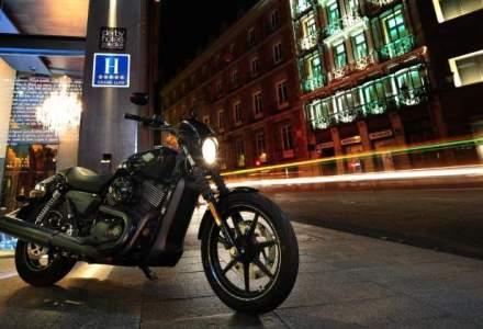 Harley-Davidson lanseaza modelul Street 750