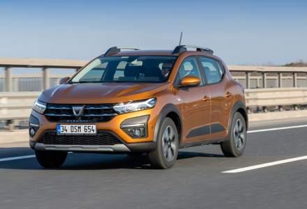 """Vânzările Dacia cresc puternic. Noul Sandero este """"locomotiva"""""""
