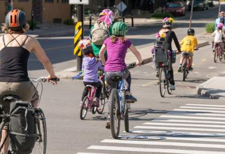 Decathlon investește 30 milioane euro în producția a 1,5 milioane biciclete pe an