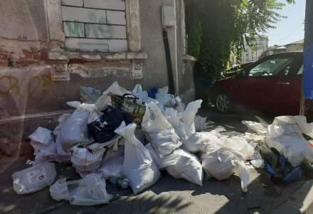 Gunoiul, problema Bucureștiului în 2021: Cât ar putea să coste ridicarea unei pubele