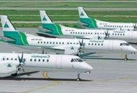 Carpatair si Tarom profita de falimentul My Air si zboara pe ruta Bucuresti - Bari