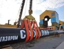 Actiunile Gazprom au...