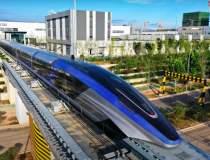 China a prezentat un tren...
