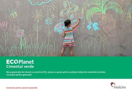 (P) Angajamentul Holcim România pentru sustenabilitate. Soluțiile companiei pentru combaterea crizei climatice
