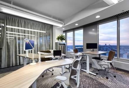 Câți bani cheltuie o companie cu amenajarea unui spațiu de lucru la birou în 2021