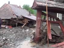 FOTO | Efectele inundațiilor...