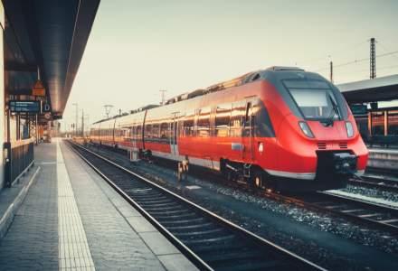 Trenul circulă din nou pe ruta București-Constanța, după deraierea de la Fetești
