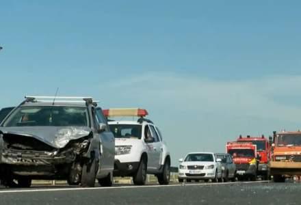 Sfaturi pentru a conduce în siguranță pe autostradă în drum spre mare, în plin sezon
