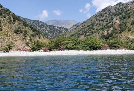 FOTO-REPORTAJ | Vacanță în Grecia: Samothraki, insula încă neatinsă de turismul de masă