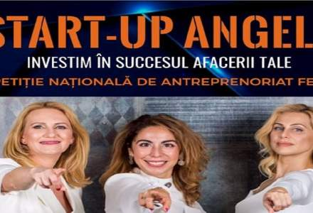 (P) OFA UGIR a lansat prima competiție dedicată femeilor antreprenor: Start-Up Angels!