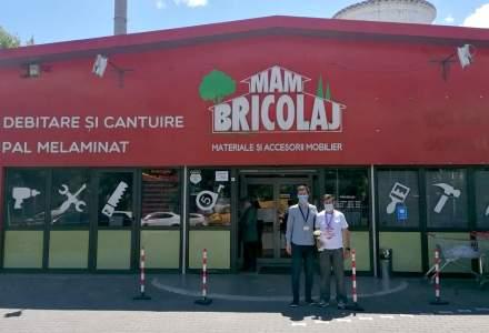 MAM Bricolaj investește 500.000 de euro în primul magazin din afara Bucureștiului
