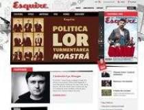 Esquire Romania si-a lansat...