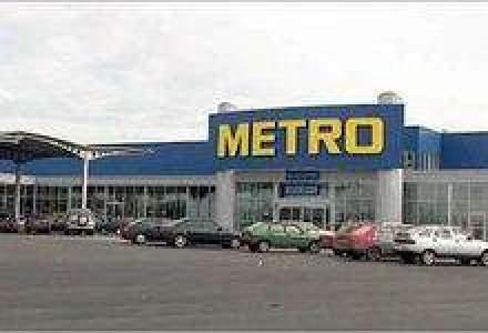 Metro, profit in scadere cu 61% in T3