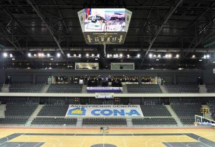 Sala Polivalenta din Cluj-Napoca, inaugurata oficial dupa o investitie de 70 de milioane lei