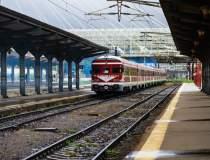 Gafe marca CFR: Un tren a...