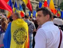VIDEO | Proteste în Piața...