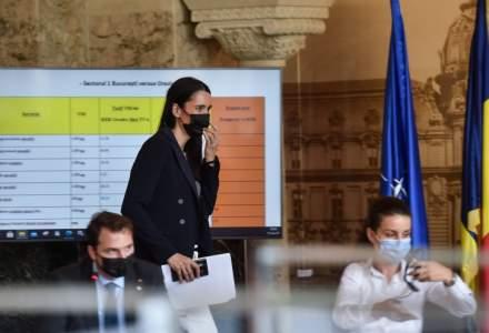 Clotilde Armand face lămuriri: cât cere Romprest pentru ridicarea gunoiului comparativ cu noua firmă