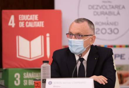 Sorin Cîmpeanu, despre un nou an școlar: Profesorilor li s-ar putea cere vaccinare sau testare