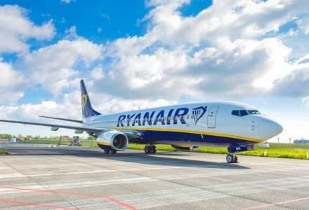 Cum resimte Ryanair efectele pandemiei: pierderi de 273 milioane de euro în perioada aprilie-iunie