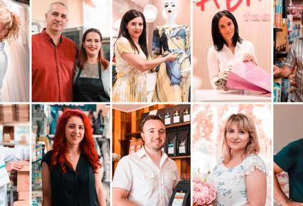 10 clienți BT Mic se reinventează și își lansează afacerea online