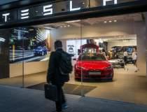 Tesla, câștiguri record de un...
