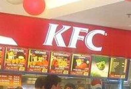 KFC Cotroceni: Vanzari de peste 50.000 euro in primele patru zile de la deschidere