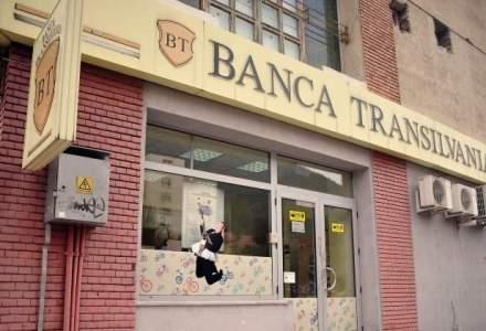 Banca Transilvania a raportat in primele noua luni un profit de 338 milioane lei, mai mare cu 40%