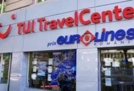TUI TravelCenter/Eurolines, afaceri de 66 mil. euro, in crestere cu 30%