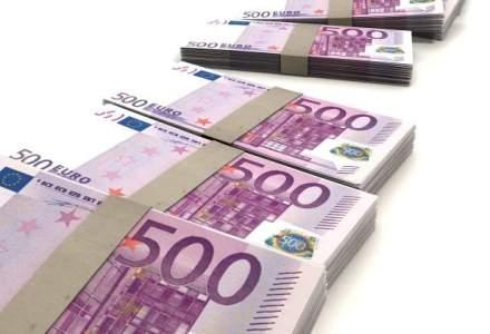 Cursul BNR deschide vineri sub pragul de 4,42 lei/euro, pe activitate redusa in piata interbancara