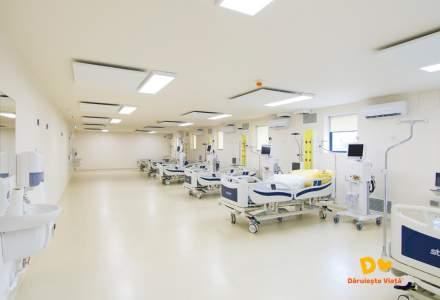 Spitalul Modular ATI Piatra Neamț este gata, după o investiție de 2,7 milioane de euro