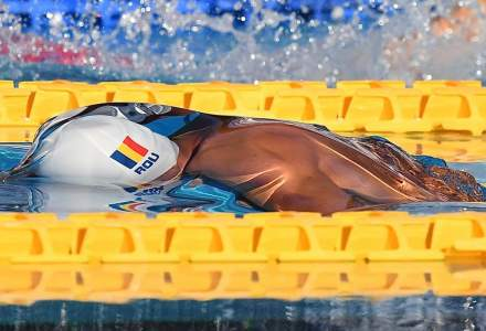 Fenomenul României David Popovici, un alt rezultat remarcabil: s-a calificat în semifinalele de 100 de metri la Jocurile Olimpice